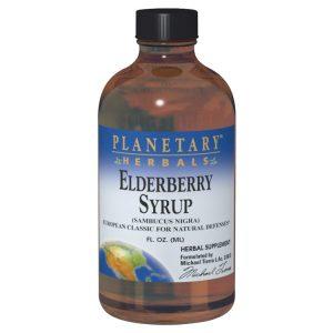 Elderberry Syrup (Planetary Herbals)
