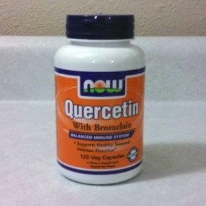 Quercitin (w/bromelain)